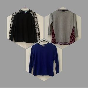 Bundle Sweaters Small size